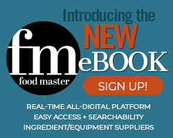 Food Master eBook Sign Up