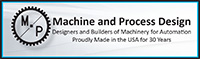 Machine and Process Design Inc.